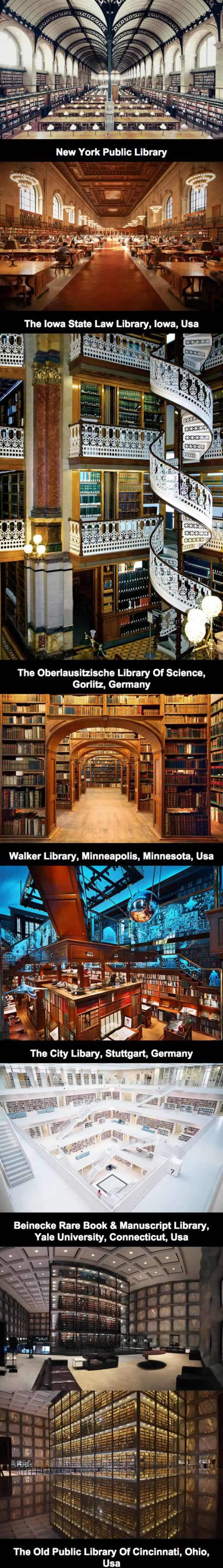 some libraries...