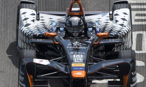 Mouser Sponsored Formula E Team Preps For Desert Contest Formula