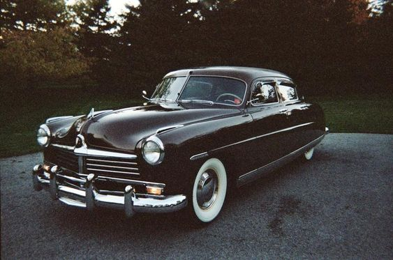 1949 Hudson Commodore Sedan.