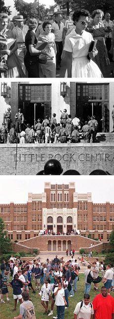 Civil Rights - Little Rock H.S.