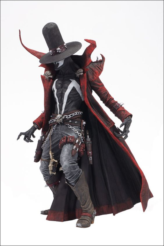 Gunslinger Spawn figure