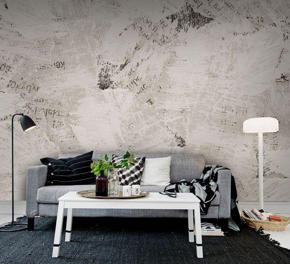 #Wallpaper #Duvarkagidi R11591 ABSTRACT NEWS