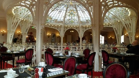 Hotel Hermitage: Salle à manger