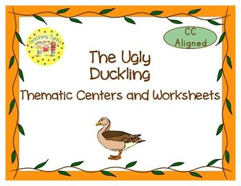 ugly duckling analysis essay