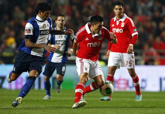 14.ªJ: Benfica-Porto 12/13
