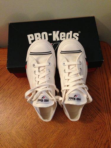 pro keds royal low white
