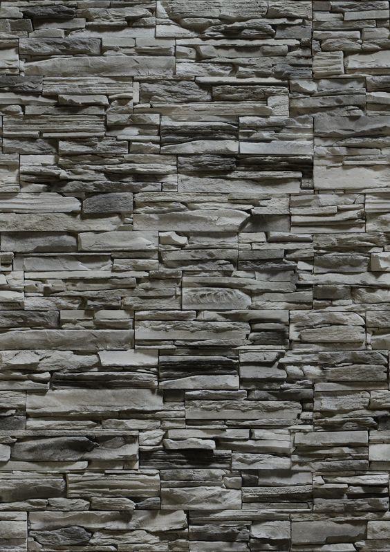Batu Alam Texture : texture, Jenis, Dinding, Bikin, Rumah, Berkesan, Elegan, Batu,, Dinding,, Keramik