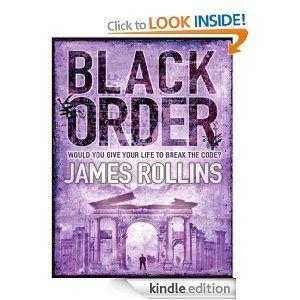 Black Order: A Sigma Force Novel (Sigma Force 3)