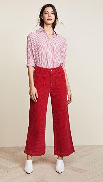 Stylish Flare Pants
