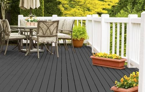 Popular Deck Stain Color Trends All Your Wood Staining Questions Answered Deck Colors Deck Paint Staining Deck