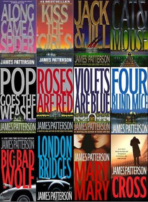 alex cross james patterson pdf