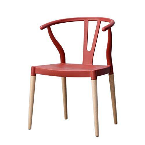 Ms Ming Ren Leisure Chair Nordic Modern Home Chair Wooden Leg