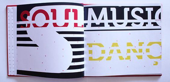 soul musica e dança , design editorial  visite https://www.behance.net/isdesigng