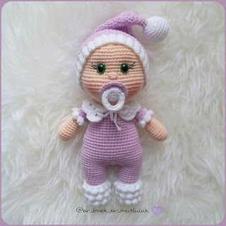 Lovely Amigurumi Doll, Animal, Plant, Cake and Ornaments Pattern ... | 320x320