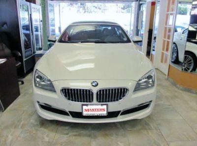 2013 BMW 6 Series 650i xDrive Gran Coupe   $63,900