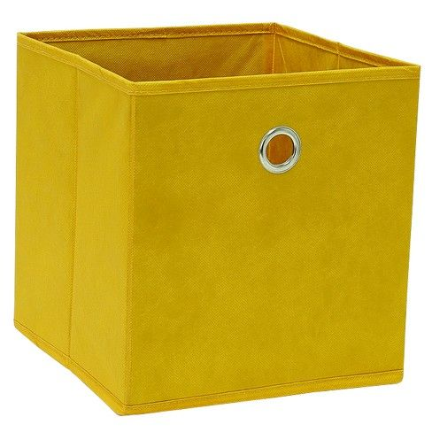 11 H X 10 5 W X 10 5 L Cube Storage Bins Cube Storage Gold Rooms