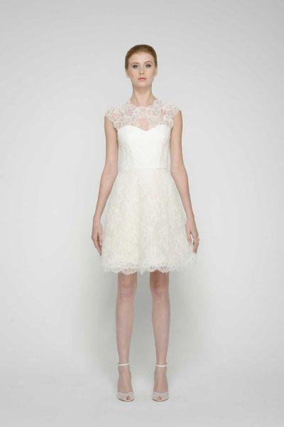 Vestidos de novias civil ¡10 tendencias en la moda!