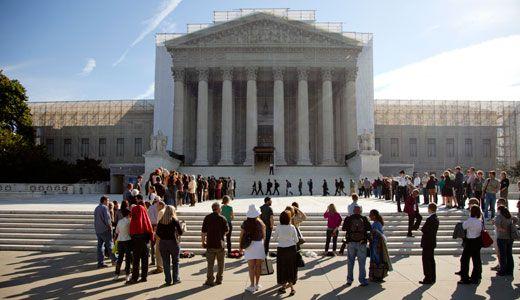 U.S. Supreme Court sends affirmative action case back to lower court