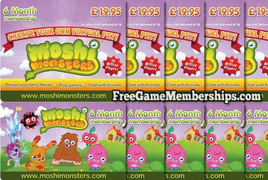 Moshi Monsters Membership Hack 2014 | Moshi Monsters Code ...