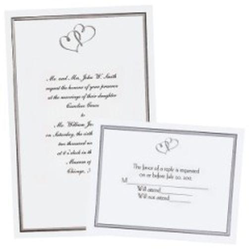 20 Best Of Wilton Wedding Invitation Kit Template Photography Heart Wedding Invitations Wedding Invitation Kits Wedding Invitation Samples