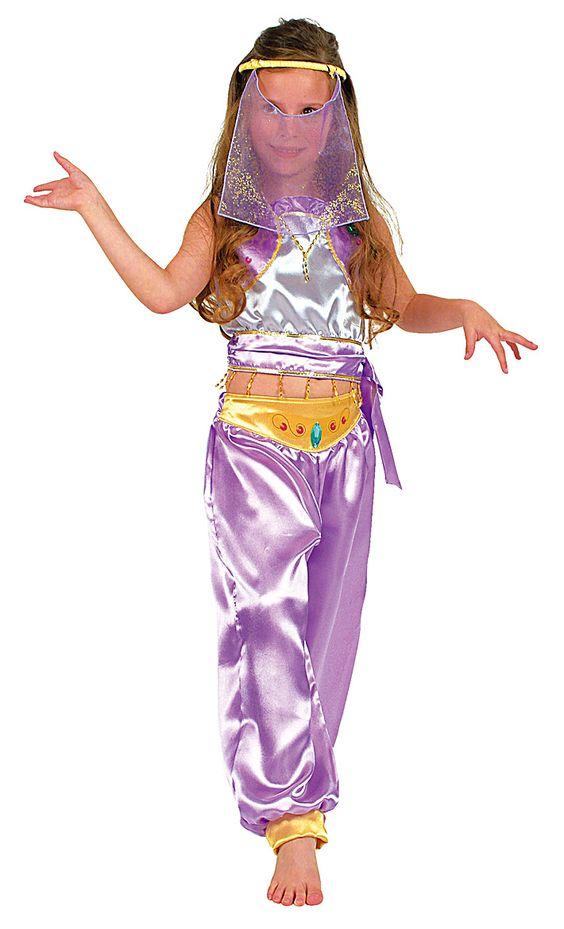 D guisement princesse orientale sur cintre deguisements fille costume pinterest - Deguisement fille princesse ...