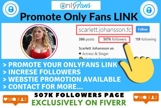 Logo Talent I Will Promote Your Onlyfans Link On 508k Instagram Page For 20 On Fiverr Com Marketing Strategy Social Media Fiverr Promotion