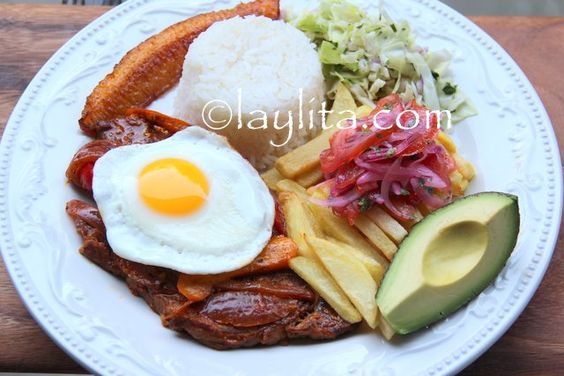 Churrasco ecuatoriano