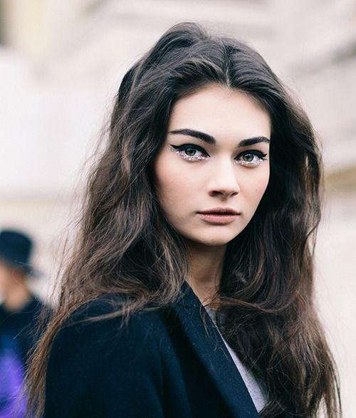 Antonina Vasylchenko Makeupideasbeginners Catwalk Makeup Hair