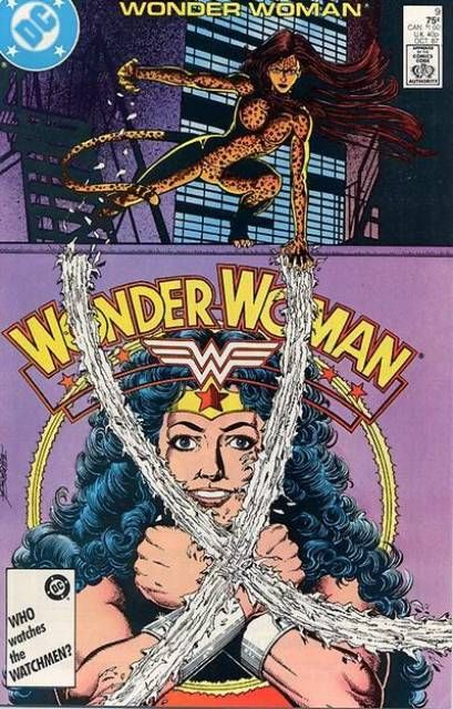Wonder Woman 9 Anything George Perez, and I'm in.  His work on Wonder Woman is still the best adaptation of this comic book character
