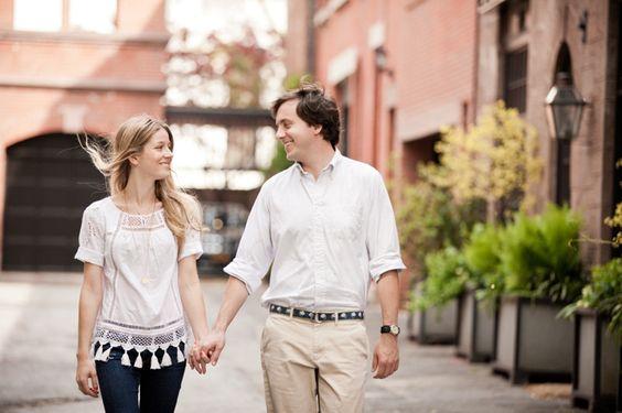 Brooklyn Heights engagement / charlie-juliet.com