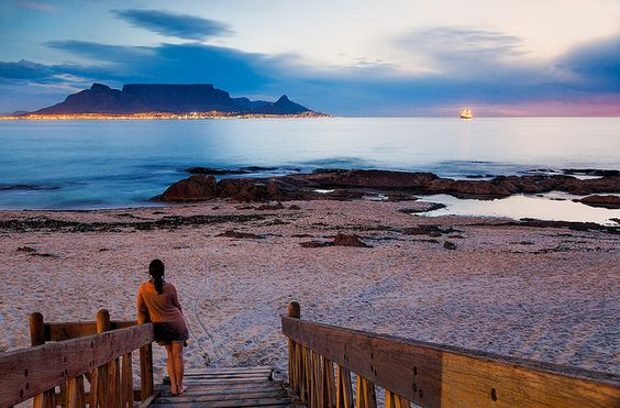 Cape Town Views by John & Tina Reid, via Flickr