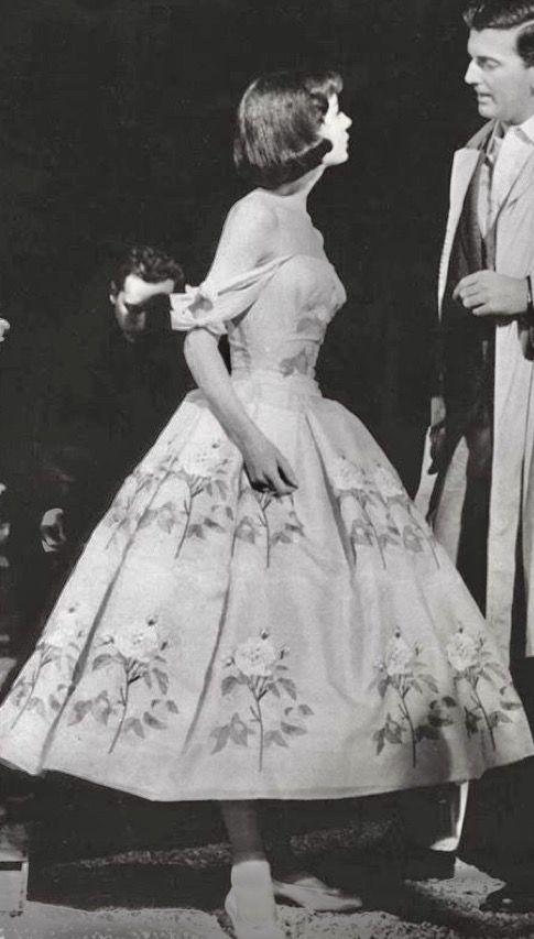 Audrey Hepburn 1956 Dress Givenchy Audrey Hepburn Dress Vintage Dresses Audrey Hepburn Givenchy