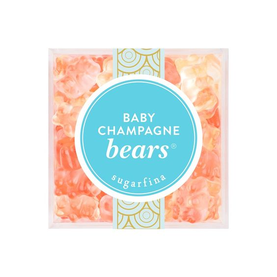 Baby Champagne Bears® - infused with actual Dom on Hello Lovely Studio