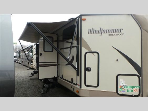 New 2016 Forest River Rv Rockwood Wind Jammer 3006wk