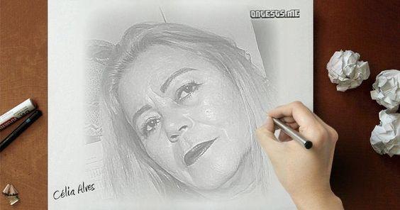 onTests.Me - PT - Vamos fazer um desenho de você!