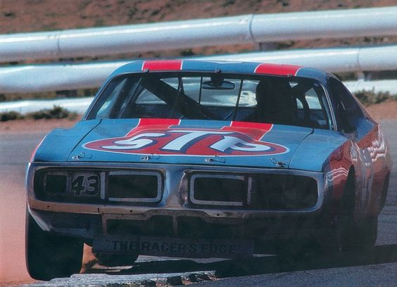 Richard Petty Stp Dodge Charger Michigan Photo