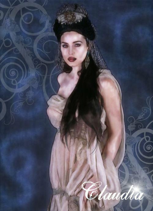Monica Anna Maria Bellucci (Città di Castello, 30 de setembro de 1964) é uma atriz e ex-modelo internacional italiana. De uma beleza versátil, Monica Bellucci também fez sucesso com o público infantil e ... Dracula de Bram Stoker, 1992, Uma das esposas de Dracula.