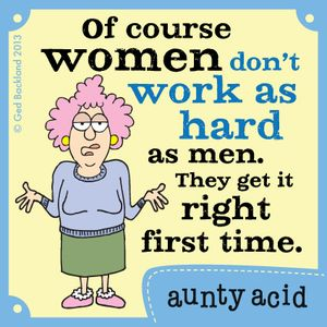 Aunty Acid on Gocomics.com