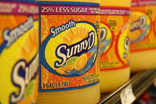 Sunny D Smooth