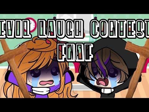 Evil Laugh Contest Afton Family Ennard Gacha Life Skit Inspired Youtube Skits Fnaf Funny Afton