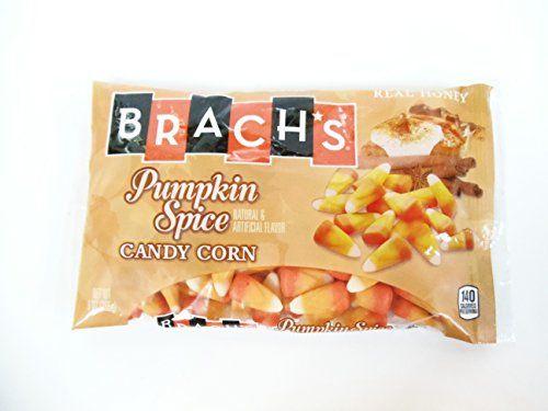 BESTSELLER! Brach's Pumpkin Spice Candy Corn 9 Oz... $5.99