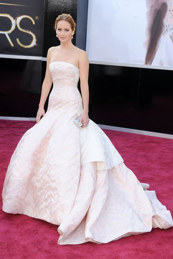 10 Times Jennifer Lawrence Totally Killed It on the Red Carpet
