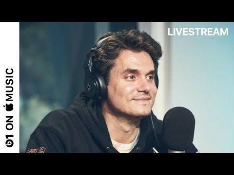 John Mayer Livestream Interview Beats 1 Apple Music Youtube