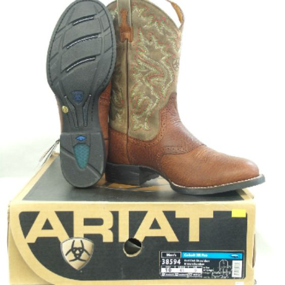 Ariat Cobalt Boots - Boot Hto