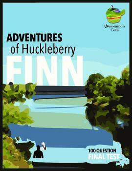 The Adventures of Huckleberry Finn eNotes Response Journal