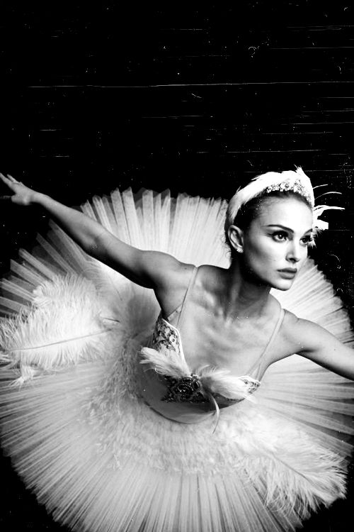 Natalie Portman in The Black Swan.