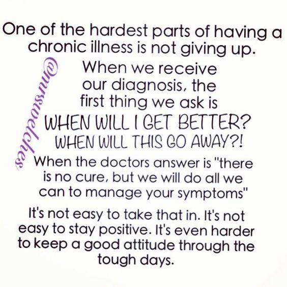 The life of chronic pain/ Fibromyalgia