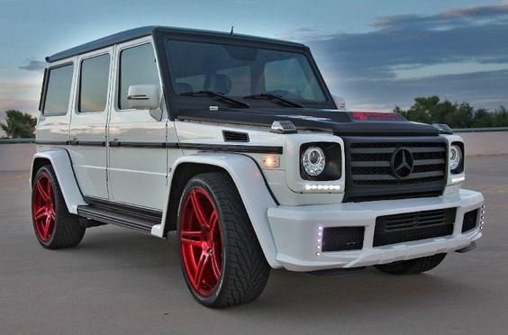 Mercedes-Benz G550 Widebody Prior Design #mbhess #mbtuning #priordesign