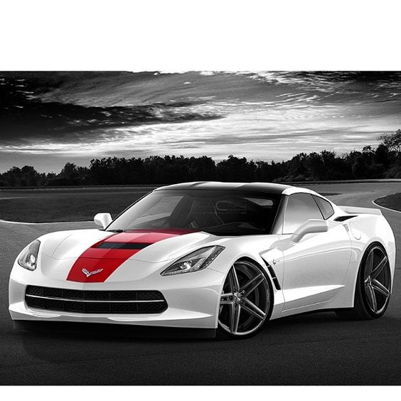 Should the next Vossen Project car be the 2014 Stingray? Thanks Christopher for the rendering! #concave society