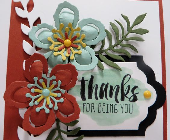Lynn's Locker: Stampin' Up 2016 Occasions Catalog Sneak Peek!!! - Botanical's